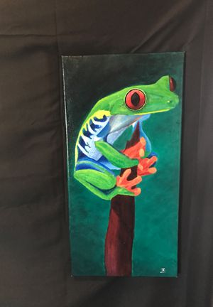 """""""Frog"""" Reproduction print on canvas. for Sale in Isleton, CA"""