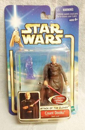 Star WarsAttack of the ClonesEpisode II: Count Dooku for Sale in Tampa, FL