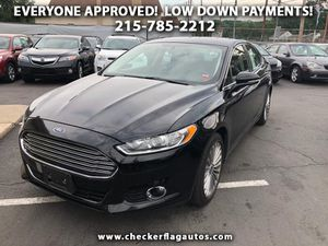 2016 Ford Fusion Titanium for Sale in Croydon, PA