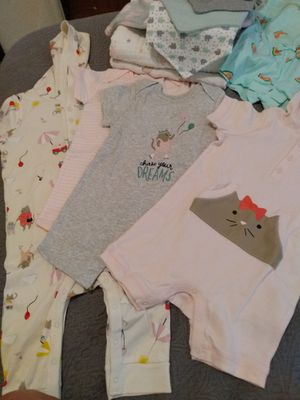 Bunch of kids clothes 12mnths for Sale in Loma Linda, CA