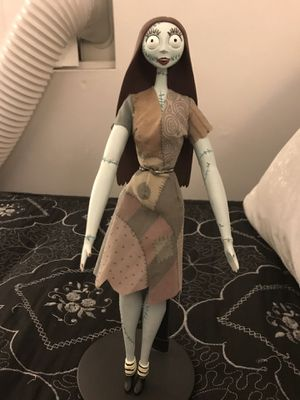 Nightmare before Christmas Sally fully posable doll for Sale in Santa Ana, CA