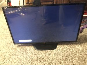 "43"" LG tv for Sale in Hermon, ME"