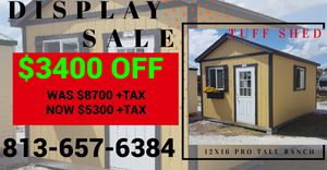 12x16 Shed for Sale in Tampa, FL