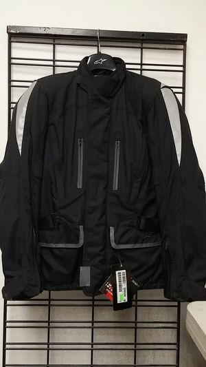 Alpinestars Scout Touring Drystar Motorcycle Jacket Size Medium for Sale in Signal Hill, CA