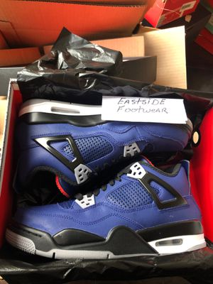 Nike Air Jordan 4 IV Retro Winder BG size 6.5 y gs for Sale in New York, NY