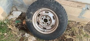 Trailer Tire on rim for Sale in Filer, ID