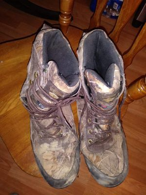 Mens size 13 work boots for Sale in Grove City, OH