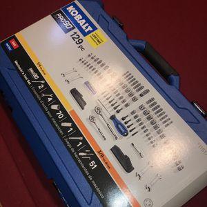 Kobalt 129 Pc Set for Sale in Portland, OR