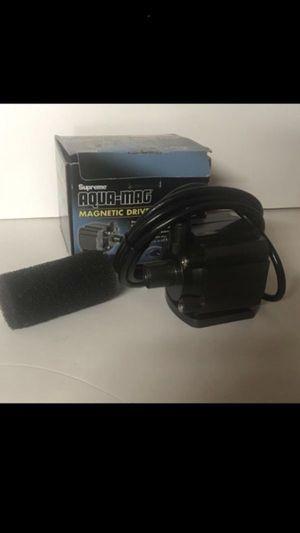 Supreme Aqua-Mag Magnetic Drive Water Pump Aqua-Mag 3 Pump (350 GPH) for Sale in Los Angeles, CA