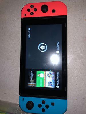 Nintendo switch w/ super Mario bro's u deluxe for Sale in Federal Way, WA