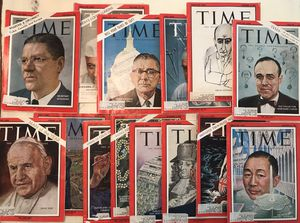 Vintage Time Magazine Collection for Sale in Arvada, CO