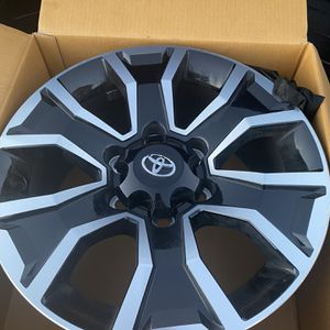 """2030 Toyota Tacoma TRD Sport OEM Factory 17"""" Wheels for Sale in Rock Hill, SC"""