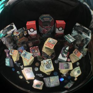 Pokemon collection lot for Sale in Liberal, KS