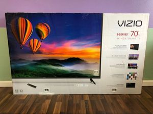 "70"" Vizio E70-F3 4K UHD HDR LED Smart Tv 2160p (FREE DELIVERY) for Sale in Lakewood, WA"