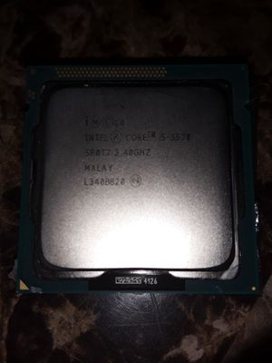 Two i5 3570 CPU Quad Core 3.4ghz Processors for Sale in Chicago, IL