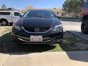 Honda Civic 2015 for Sale in Palmdale, CA