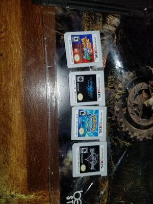 Nintendo 3ds Games. for Sale in Chicago, IL