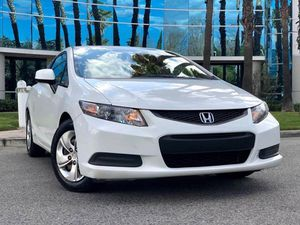 2013 Honda Civic Cpe for Sale in Van Nuys, CA
