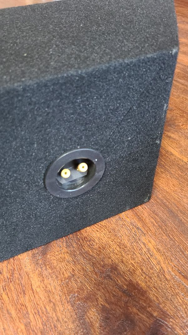Polk Audio 6x9 speakers with enclosures