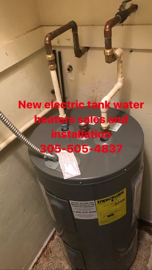 Electric water heaters for Sale in Indian Creek, FL