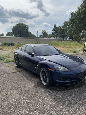 Mazda Rx8 runs but needs work, clean inside for Sale in Clarksville, IN