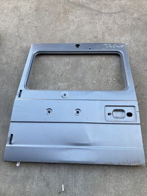 For 2009-2016 Mercedes Benz w463 g wagon g class rear trunk tailgate liftgate shell for Sale in Chino Hills, CA
