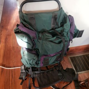 Frame Camping Backpack for Sale in Baltimore, MD