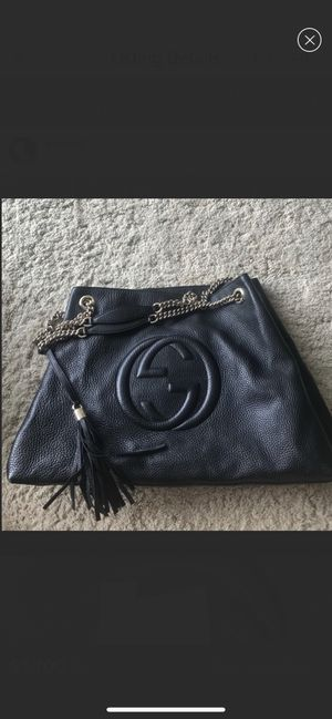 Large Gucci soho chain handle bag for Sale in Seattle, WA