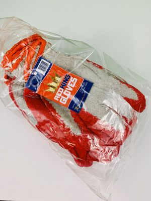 Red King Latex glove for work for Sale in Cranston, RI
