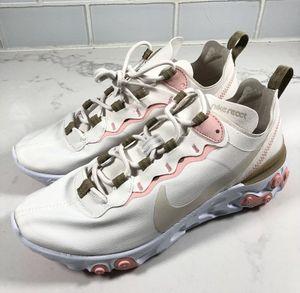 "Women's Nike React Element 55 ""Phantom/Light Orewood"" Size 8.5 for Sale in Peoria, AZ"