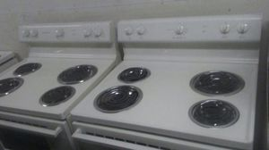 Used Frigidaire stove works great asking $100 OBO reasonable will accept trade for Sale in West Palm Beach, FL