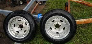 Center line wheels and tires for Sale in St. Cloud, FL