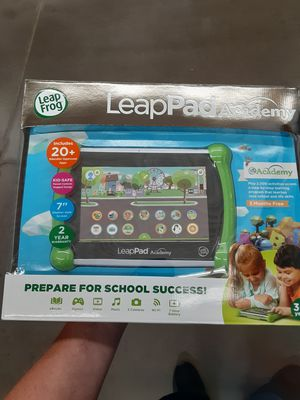 Brand new in box LeapFrog LeapPad Academy for Sale in Matthews, NC