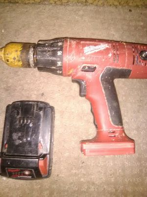 Cordless Milwaukee Hammer / Drill for Sale in Macon, GA