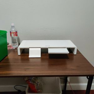 Computer Monitor Stand, Can Also Hold Phones, iPad And Small Things for Sale in Peoria, AZ