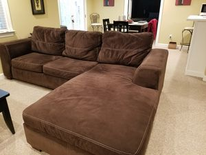 Sectional couch for sale for Sale in Alpharetta, GA