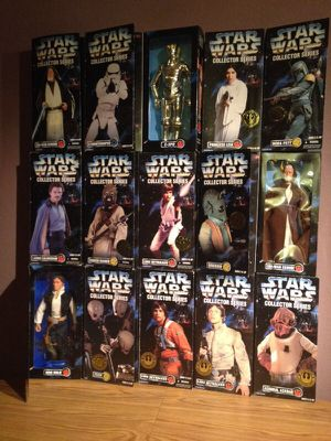 """12"""" Kenner Collector Star Wars Action Figures for Sale in Wheat Ridge, CO"""