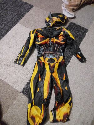 Transformer Bumble Bee Costume 2t for Sale in Peoria, AZ