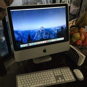 """iMac 20"""" Ready To Zoom for Sale in San Diego, CA"""