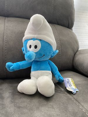 Smurf Plush NOT FREE BEST OFFER for Sale in Miami, FL