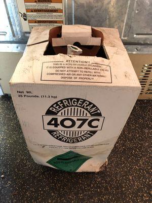 407C refrigerant for Sale in Escondido, CA