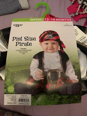 Brand new baby pirate costume for Sale in La Puente, CA