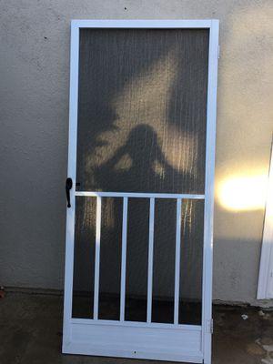 Screen door for Sale in Santa Ana, CA