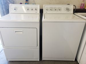Kenmore washer and dryer set for Sale in St. Petersburg, FL