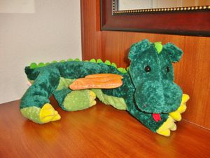 dragon stuffed animal plush toy for Sale in North Las Vegas, NV