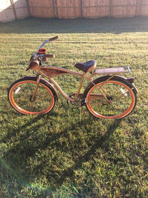 Brand new panama jack edition beach cruiser only rode one time nice bike for Sale in Villa Rica, GA