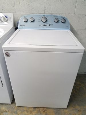LIKE NEW WHIRLPOOL TOP LOAD WASHER WHIRLPOOL🏡DELIVERY SAME DAY!! for Sale in Dana Point, CA