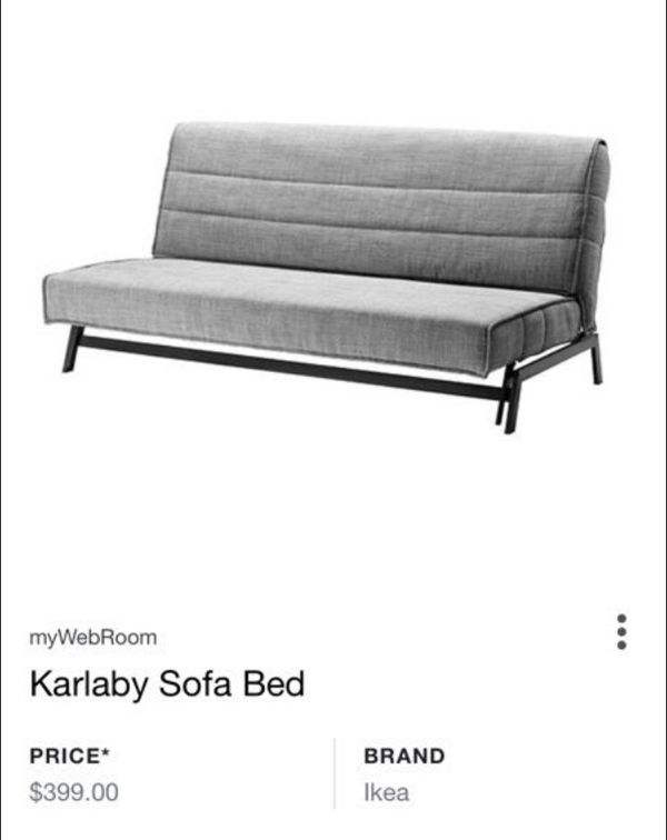 Incredible Ikea Sofa Bed Futon For Sale In Laguna Hills Ca Offerup Pabps2019 Chair Design Images Pabps2019Com