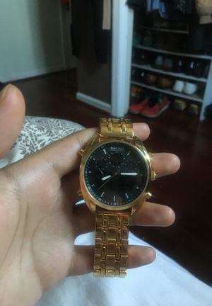 Mens Watch Gold for Sale in Springfield, VA