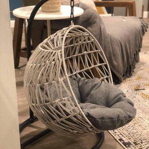 Wicker Rattan Hanging Hammock Pet Chair/Bed for Sale in Kent, WA